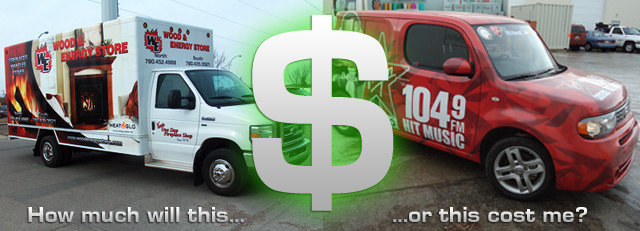How much does a wrap cost? - Fleet FX Graphics