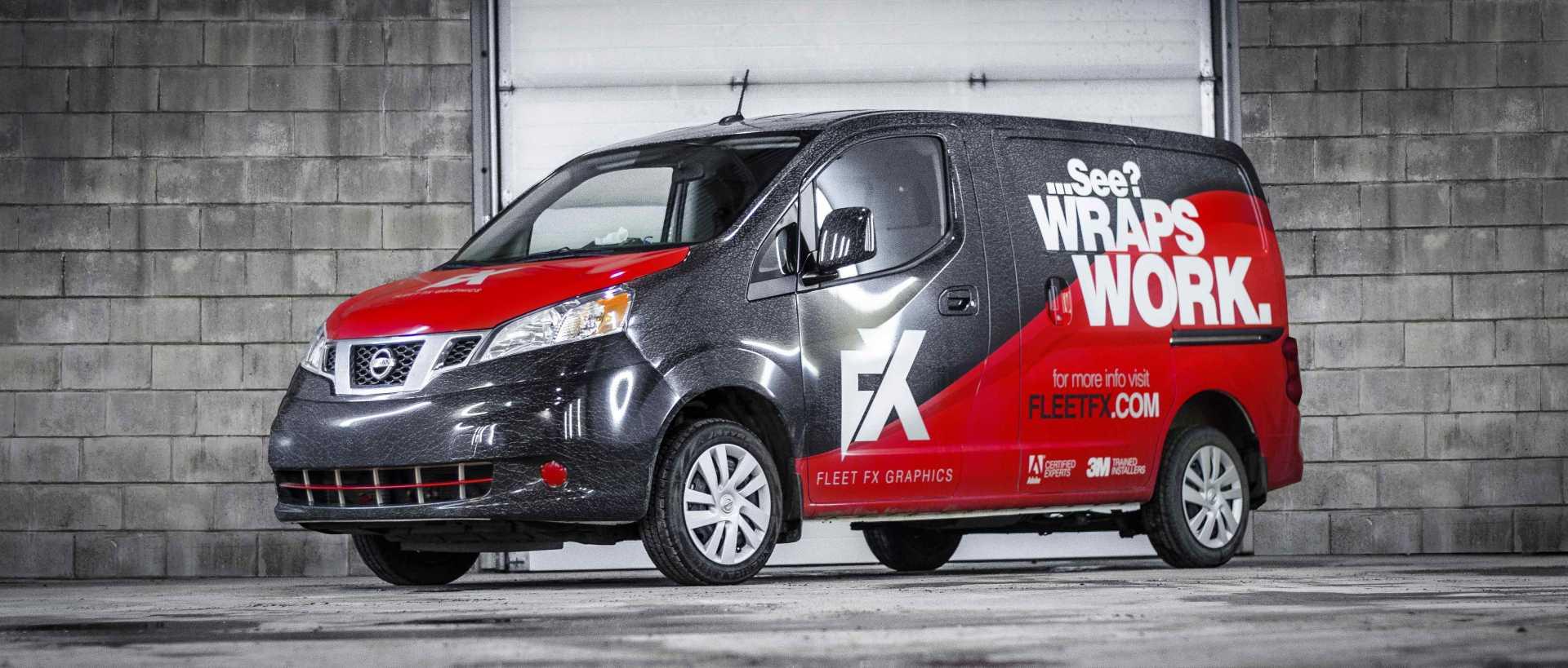 Fleet Fx Edmonton Vehicle Wraps Fleet Decals Vinyl